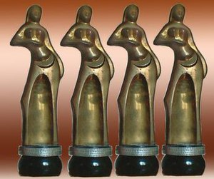 Kerala State Film Awards - Kerala State Film Award Sculptures