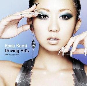 Koda Kumi Driving Hit's - Image: Kumi Koda Driving Hit's