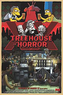 Treehouse of Horror XX 4th episode of the twenty-first season of The Simpsons