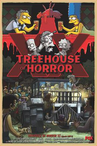 Treehouse of Horror XX - Image: LABF14