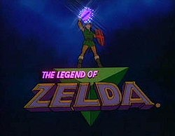 The Legend of Zelda (TV series) - Wikipedia