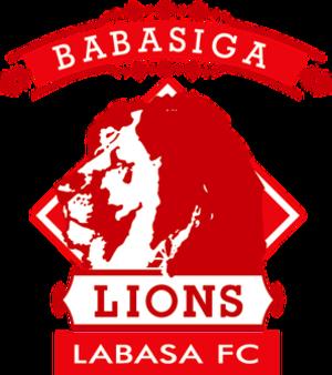 Labasa F.C. - Image: Labasa FC Logo