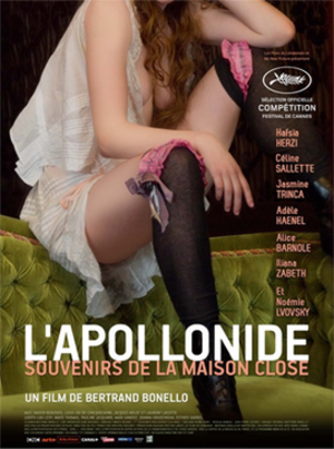House of Tolerance - French poster
