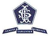 Lauriston Girls' School crest. Source: www.lauriston.vic.edu.au (Lauriston website)