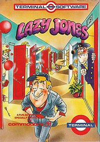 Lazy Jones - Wikipedia