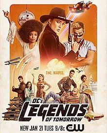 Legends of Tomorrow (season 5) - Wikipedia