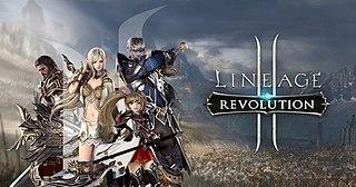 <i>Lineage 2 Revolution</i>