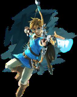 Link (<i>The Legend of Zelda</i>) Video game character