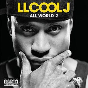 All World 2 - Image: Ll cool j all world 2