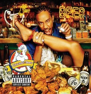 Chicken-n-Beer - Image: Ludacris Chicken And Beer music album