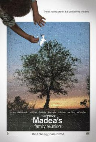 Madea's Family Reunion - Theatrical release poster