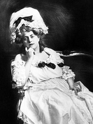 Margarethe Siems - Margarethe Siems as the Marschallin in Der Rosenkavalier, 1911