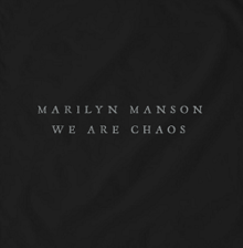 We Are Chaos #3