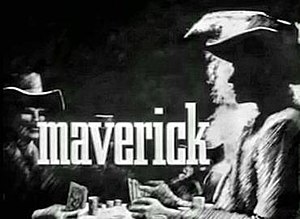 Maverick (TV series) - Title card