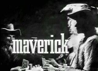 <i>Maverick</i> (TV series) television series (1957-1962)