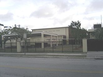 Miami Springs, Florida - Miami Springs High School