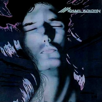 Michael Bolotin (album) - Image: Michael Bolotin 1975