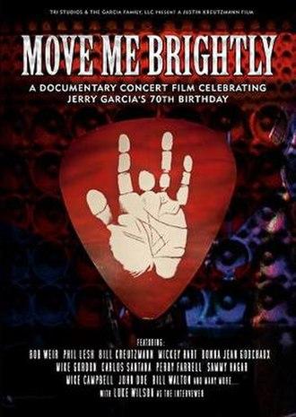 Move Me Brightly - Move Me Brightly DVD cover