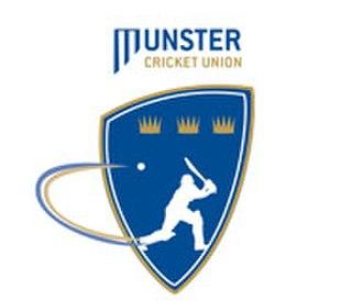 Munster Cricket Union - Image: Munster Cricket Union logo