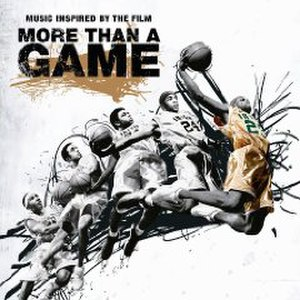 More Than a Game (soundtrack) - Image: Music Inspired by More Than a Game