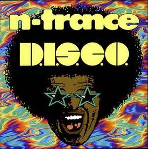 D.I.S.C.O. - Image: N trance disco single