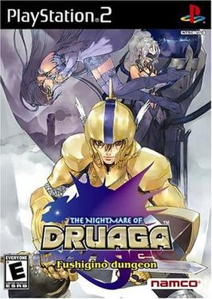 The Nightmare of Druaga: Fushigi no Dungeon - Image: Nightmareof Druaga