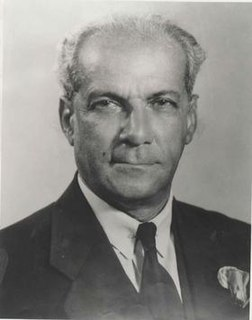 Norman Manley Chief Minister of Jamaica