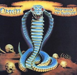 <i>Warning of Danger</i> 1985 studio album by Omen