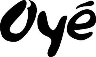 Africa Oyé - Africa Oyé logo, as seen on the stage during Oyé 2006