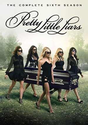 Pretty Little Liars (season 6) - Image: PLL Season 6 DVD