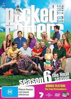 <i>Packed to the Rafters</i> (season 6) Season of television series