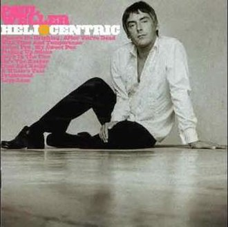 Heliocentric (Paul Weller album) - Image: Paul Weller Heliocentric