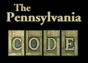 Pennsylvania Code - Image: Pennsylvania Code logo