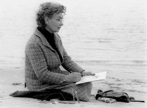 Muriel Brandt - Muriel Brandt in 1976