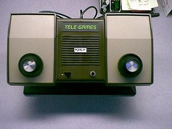 Tele-Games Pong IV, Sears' version of Pong seq...