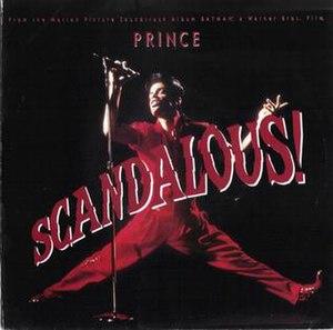Scandalous! - Image: Prince Scandalous