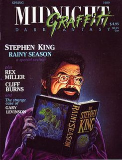 Rainy Season (short story) short story by Stephen King