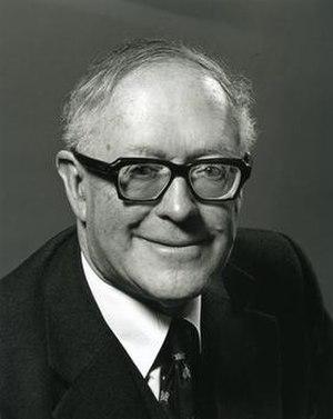 Ralph Merrifield - Photograph of Merrifield