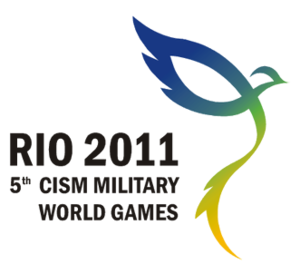 2011 Military World Games - Image: Rio 2011Military Games