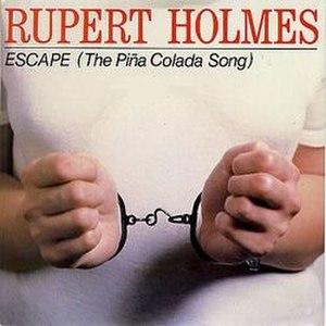 Escape (The Piña Colada Song) - Image: Rupert Holmes Pina