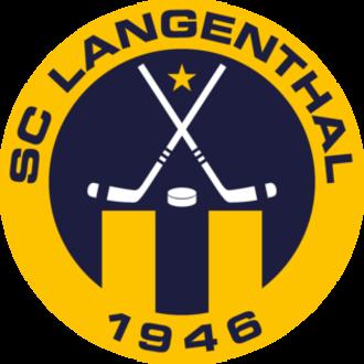 SC Langenthal - Image: SC Langenthal logo