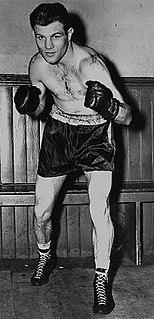 Sammy Angott American boxer