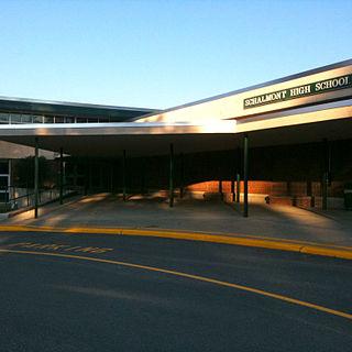 Schalmont High School Public school in the United States