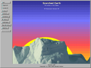Scorched Earth (video game) - WikiVisually