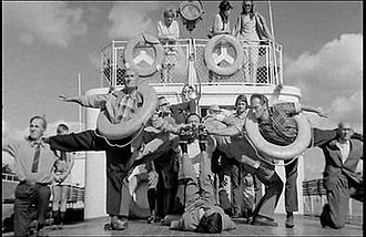 The Cruise (1970 film) - Screenshot from the movie