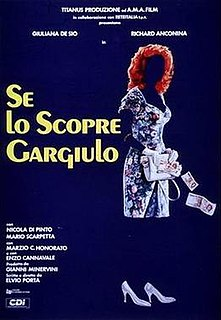 <i>What if Gargiulo Finds Out?</i> 1988 film by Elvio Porta