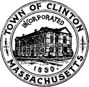 Clinton, Massachusetts - Image: Sealof Clinton MA