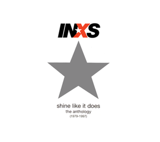 <i>Shine Like It Does: The Anthology (1979–1997)</i> 2001 compilation album by INXS