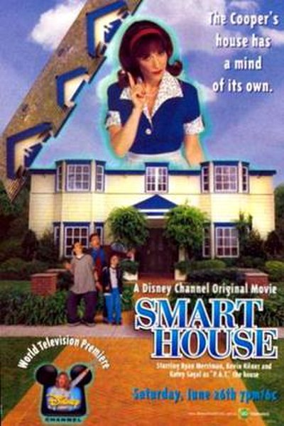 Picture of a movie: Smart House