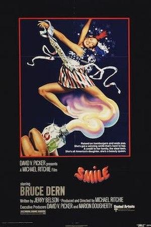 Smile (1975 film) - Original Theatrical Poster